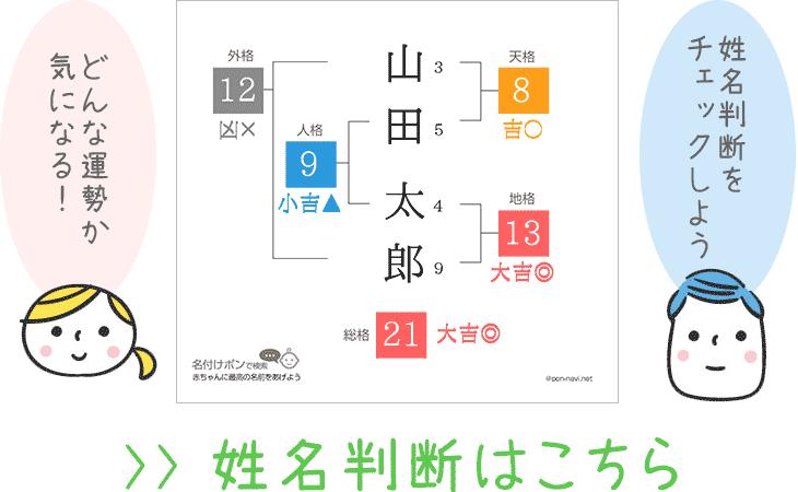 な 漢字 ゆい